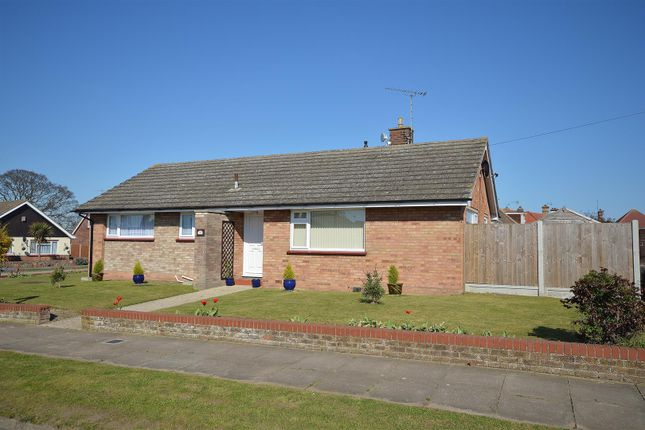 Thumbnail Detached bungalow for sale in Mountview Road, Clacton-On-Sea