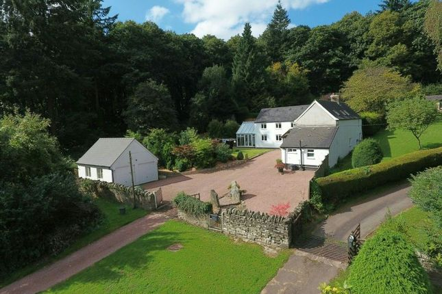 Thumbnail Detached house for sale in With Detached Studio, Little Drybrook, Coleford