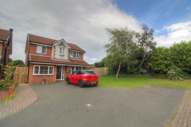 Thumbnail Detached house for sale in Heather Lea, Dipton, Stanley
