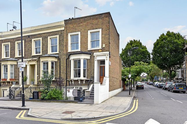 Thumbnail End terrace house for sale in Valentine Road, London
