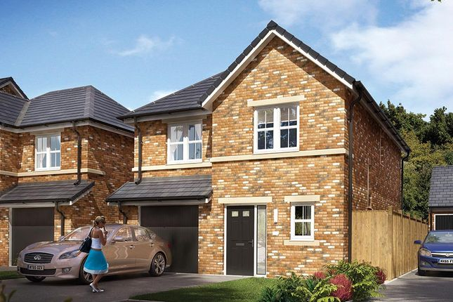 "Thumbnail Detached house for sale in ""The Newton"" at Elms Way, Yarm"
