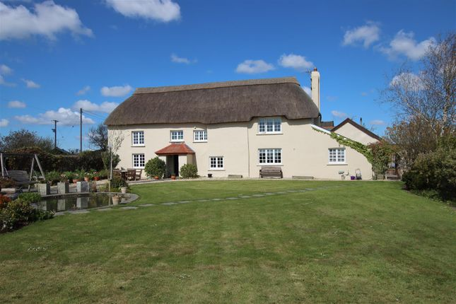 Thumbnail Detached house for sale in Chittlehamholt, Umberleigh