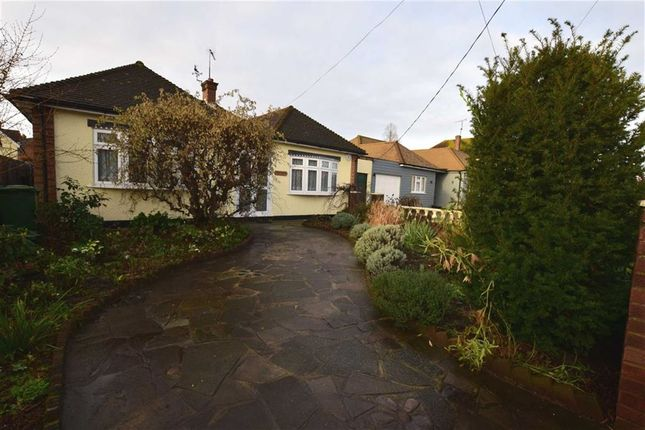 Thumbnail Detached bungalow for sale in Fourth Avenue, Stanford-Le-Hope, Essex