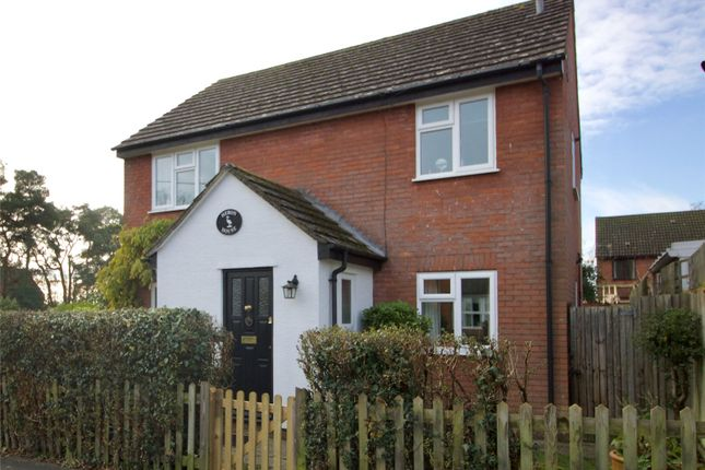 Detached house for sale in Station Road, Sway, Lymington, Hants