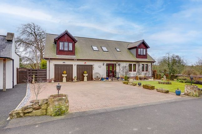 5 bed detached house for sale in Lynrig, 4 Bankhead, Galston KA4
