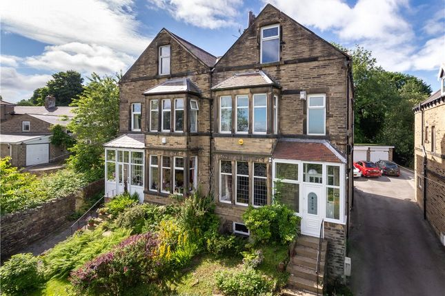 Thumbnail Semi-detached house for sale in Toller Lane, Bradford, West Yorkshire