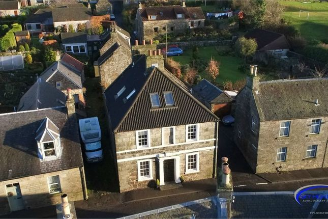 Thumbnail Detached house for sale in Douglas House, Main Street, Kinnesswood