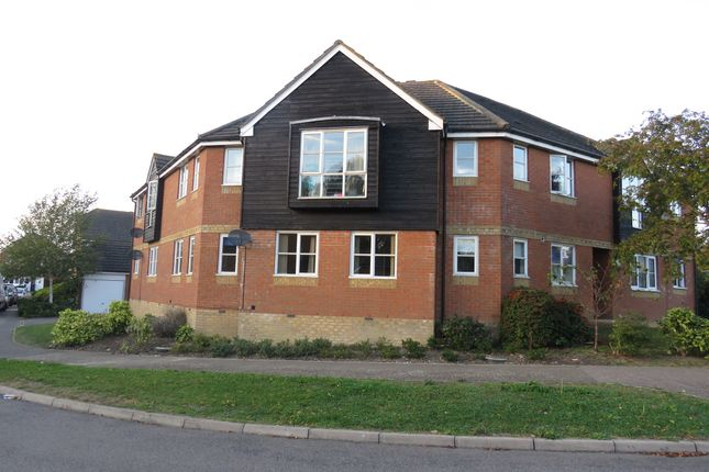 Thumbnail Flat for sale in Surtees Close, Willesborough, Ashford