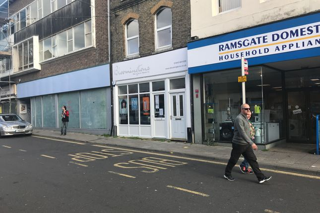Thumbnail Retail premises to let in King Street, Ramsgate