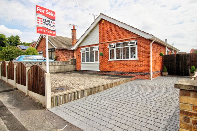 Thumbnail Bungalow for sale in Hillside, Langley Mill, Nottinghamshire