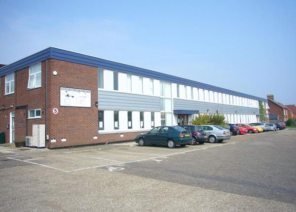 Thumbnail Office to let in Suite 2 Cringleford Business Centre, Intwood Road, Norwich