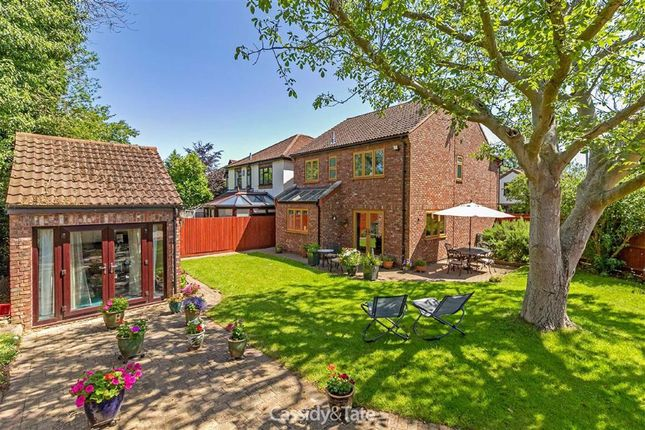 Thumbnail Detached house for sale in Balmoral Close, St Albans, Hertfordshire