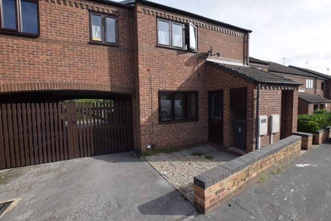 1 bed flat to rent in Handford Court, Stepping Lane, Derby DE1