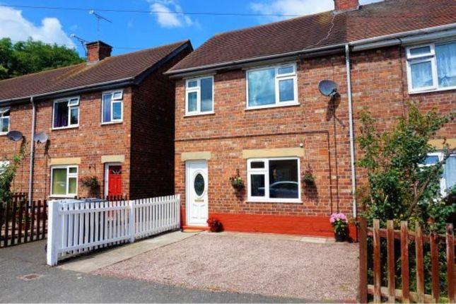 Thumbnail Terraced house to rent in School Lane, Nantwich
