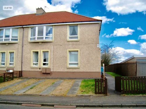 Thumbnail Flat to rent in Tinto Road, Airdrie