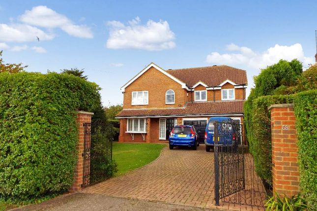 Thumbnail Detached house for sale in York Road, Wollaston, Northamptonshire