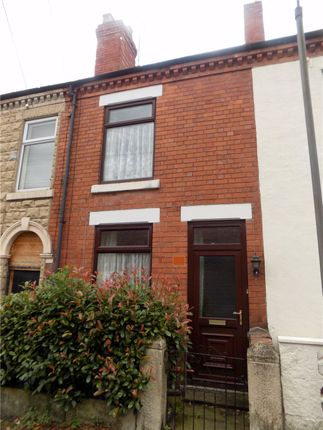 Thumbnail Terraced house for sale in Queen Street, Langley Mill, Nottinghamshire