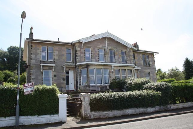 Thumbnail Flat for sale in 24 Crichton Road, Isle Of Bute, Rothesay