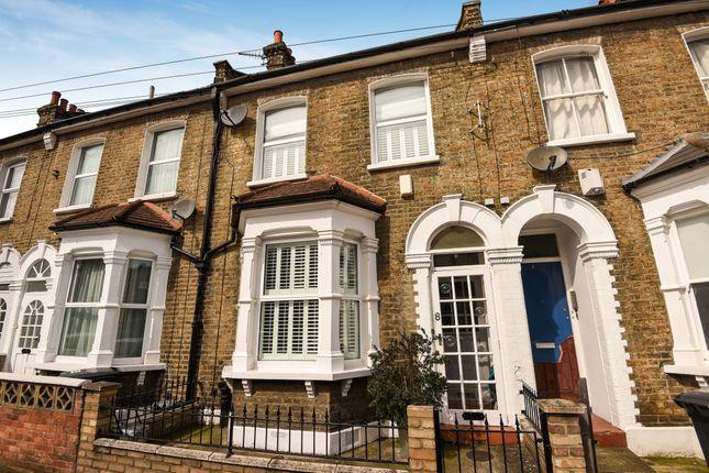 Thumbnail Terraced house for sale in Alloa Road, London
