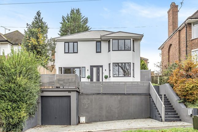 Thumbnail Detached house for sale in Mitchley Avenue, Purley, Surrey