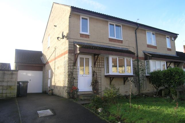 Thumbnail Property to rent in Brotherton Close, Pewsham, Chippenham