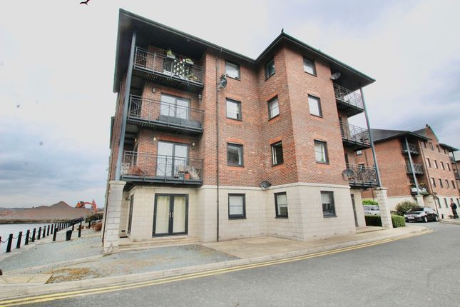 Thumbnail Flat to rent in Waterloo Road, Liverpool
