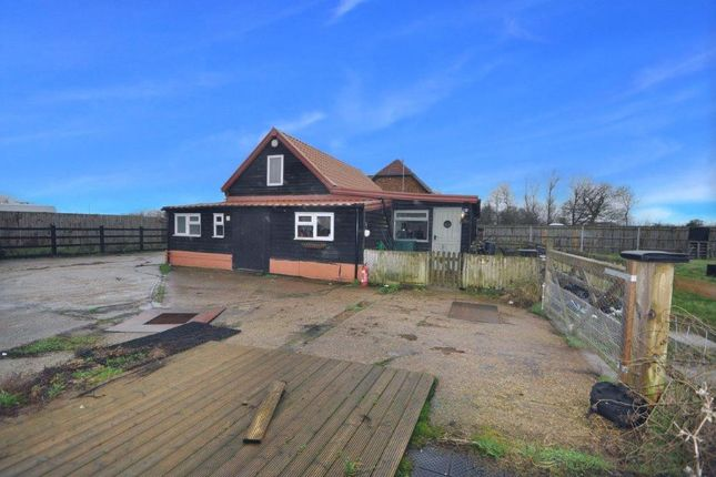 Thumbnail Detached house for sale in At Black Barn Farm, Aston Sandford, Aylesbury
