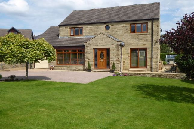 Thumbnail Detached house for sale in Southedge Close, Hipperholme, Halifax
