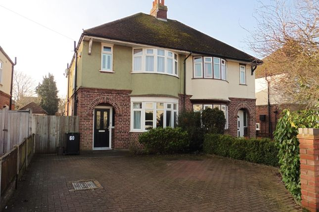 Thumbnail Detached house to rent in Kings Road, Flitwick, Bedford