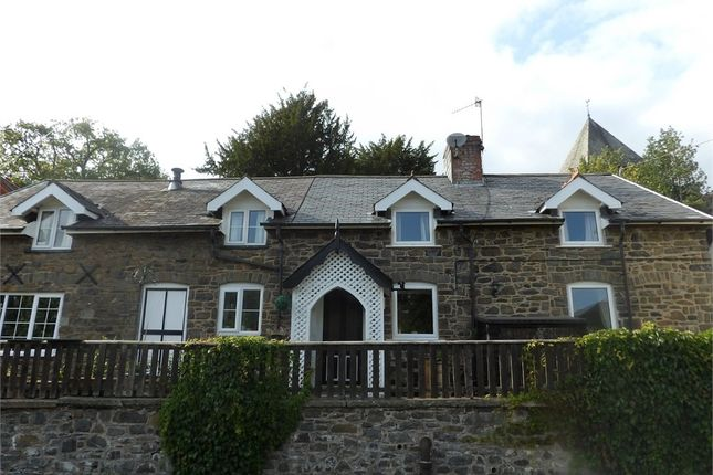 Thumbnail Detached house for sale in Llandinam, Llandinam, Powys