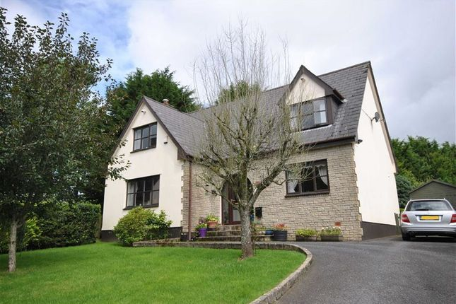 Thumbnail Detached house for sale in Fairways View, High Bickington, Umberleigh