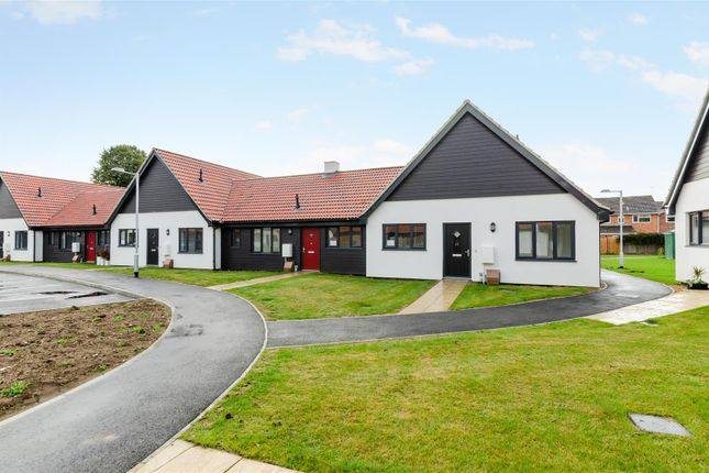 Thumbnail Bungalow for sale in North Walsham Road, Crostwick, Norwich