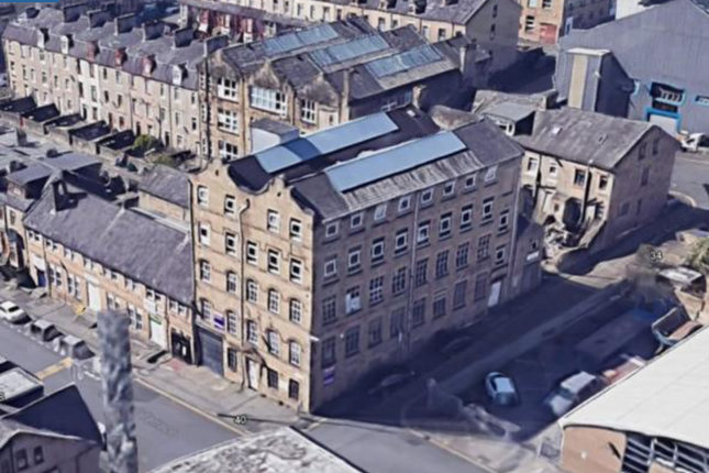 Thumbnail Block of flats for sale in Cornwall Terrace, Bradford