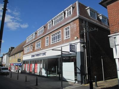 Thumbnail Commercial property for sale in First & Second Floors, 40-42 High Street, Royston, Hertfordshire