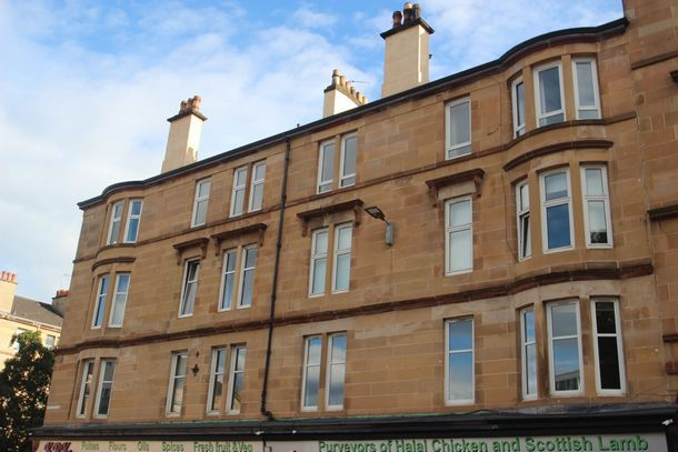 Thumbnail Flat to rent in Woodlands Road, Woodlands, Glasgow