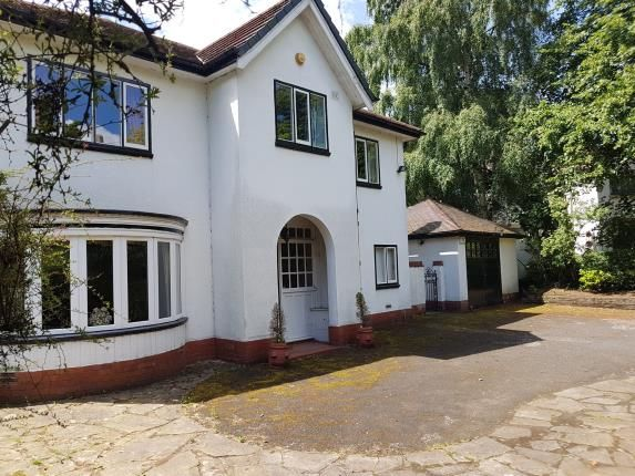 Thumbnail Detached house for sale in Cavendish Road, Bowdon, Altrincham, Greater Manchester
