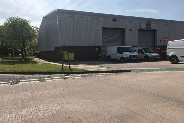 Thumbnail Industrial to let in World Freight Terminal, Manchester Airport, Unit 12, Building 301, Manchester