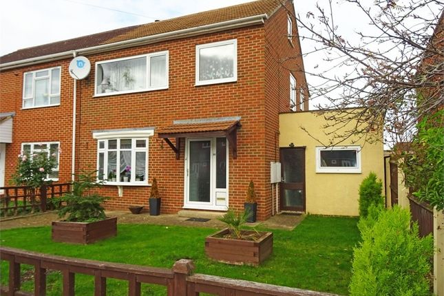 Thumbnail Semi-detached house for sale in Fairway, Tewkesbury, Gloucestershire