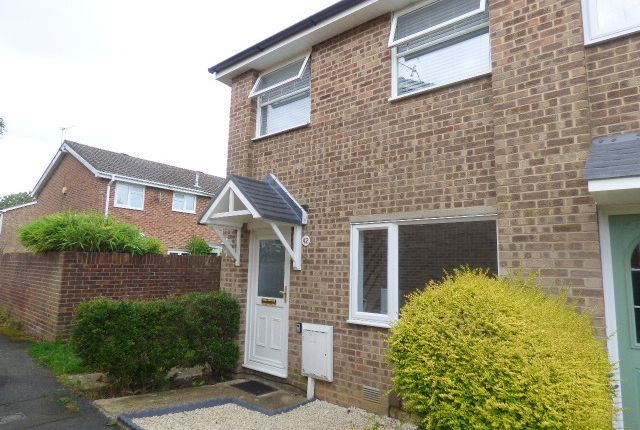 2 bed end terrace house to rent in Chatsworth Road, Eastleigh SO50