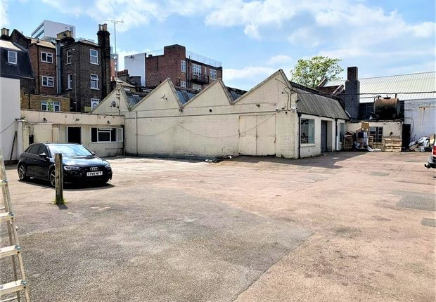 Thumbnail Commercial property to let in Armoury Way, London