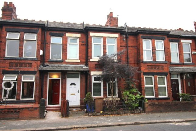 Thumbnail Terraced house to rent in Taylor Lane, Denton, Manchester