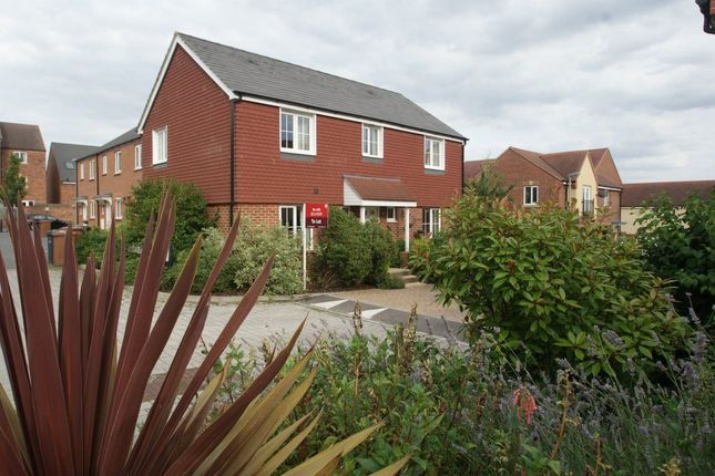 Thumbnail Detached house to rent in Long Barn Road, East Anton, Andover