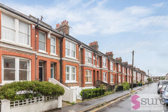 Thumbnail 5 bed terraced house to rent in Rugby Place, Brighton, West Sussex