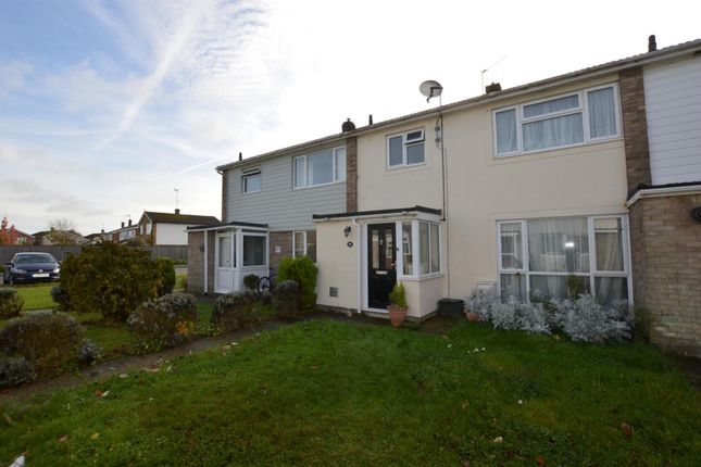 Thumbnail Terraced house to rent in Birch Avenue, Great Bentley, Colchester