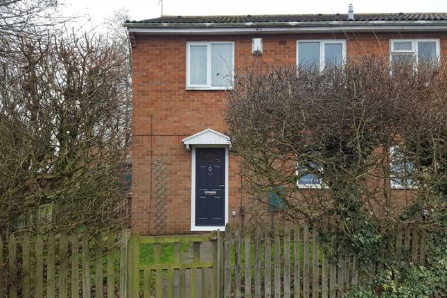 Thumbnail Town house to rent in Hedley Rise, Luton