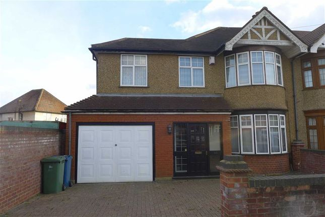 Thumbnail Semi-detached house for sale in College Avenue, Harrow Weald, Middlesex