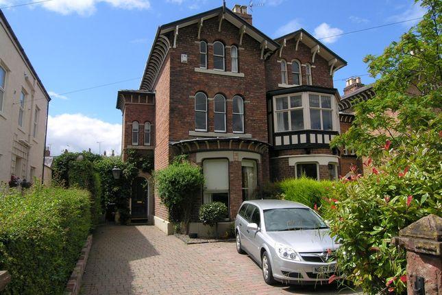 Thumbnail Semi-detached house for sale in Eaton Road, Handbridge, Chester