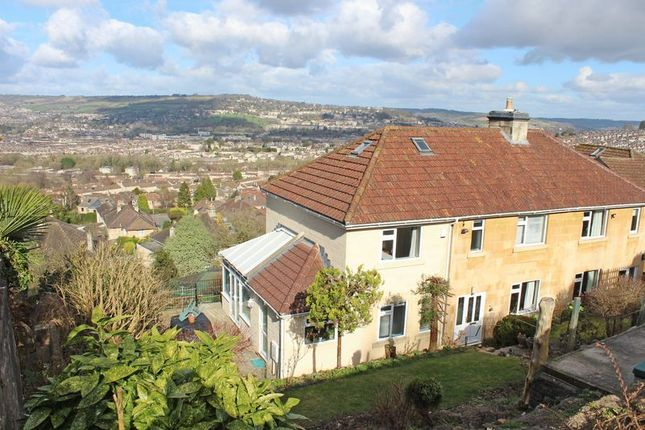 Thumbnail Semi-detached house for sale in Bloomfield Road, Bath