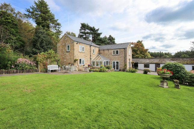 Thumbnail Detached house for sale in Nursery Farm Cottage, Sydnope Hill, Darley Moor, Matlock