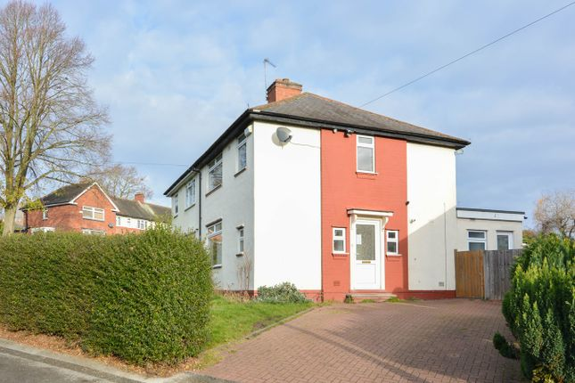 Thumbnail Semi-detached house for sale in Mill Hill, Smethwick